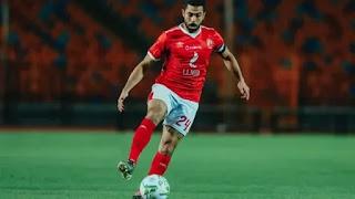 أحمد فتحي يتألق في مباراة الأهلي ضد بيراميدز