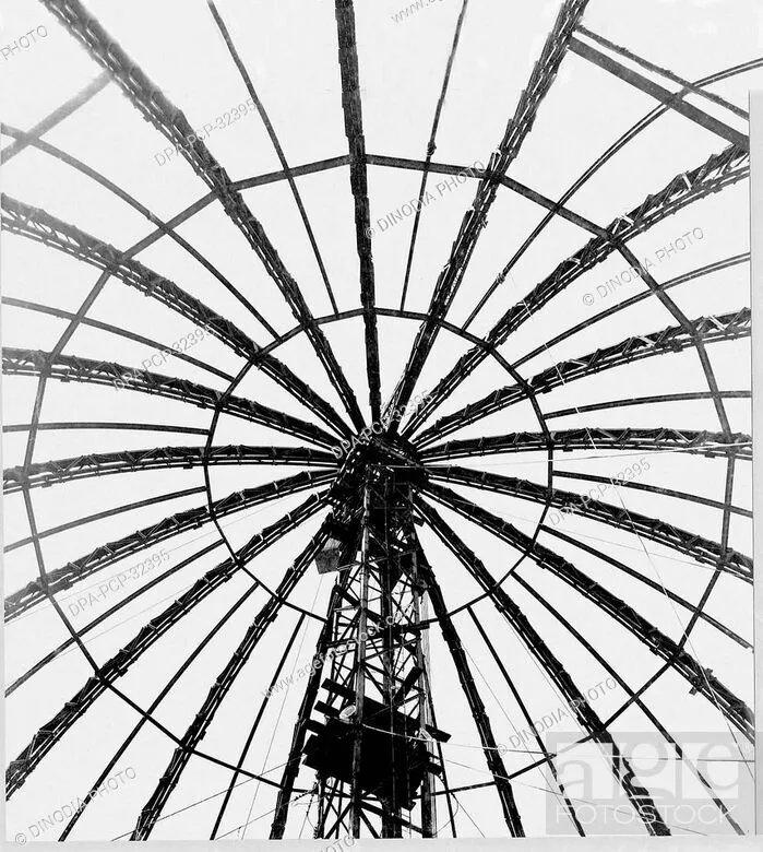 CIRUS Reactor - BARC - Containment Dome - India