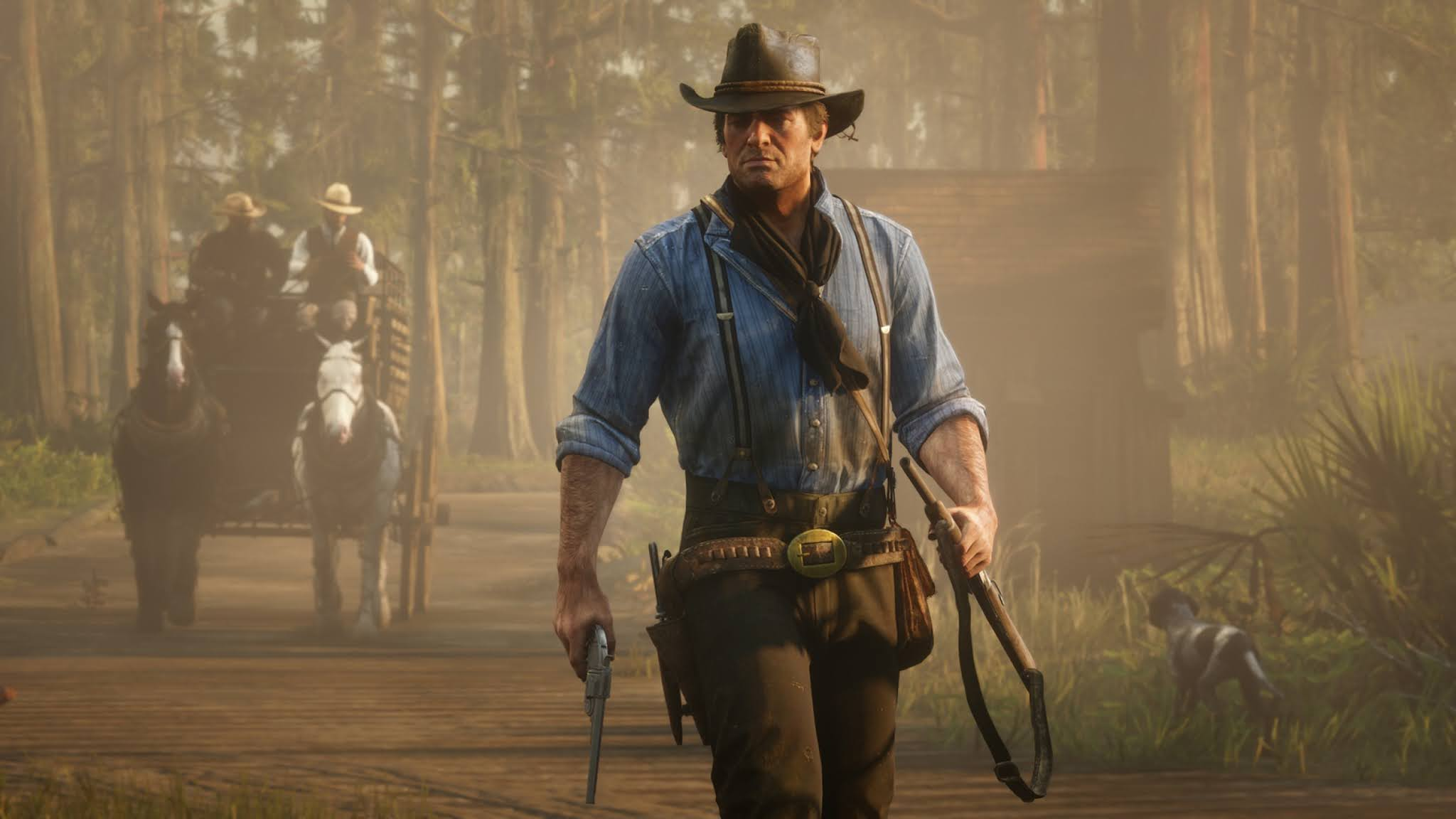 Guide for Red Dead Redemption 2. What DirectX is needed?