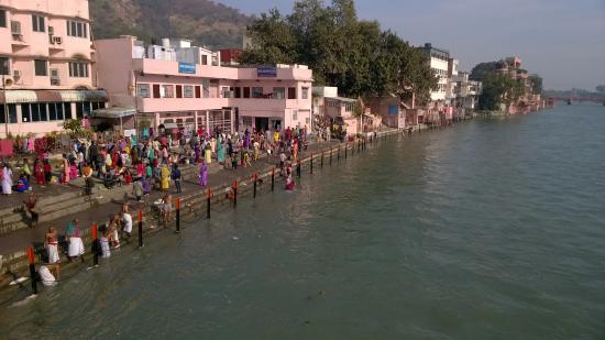 Vishnu Ghat Haridwar