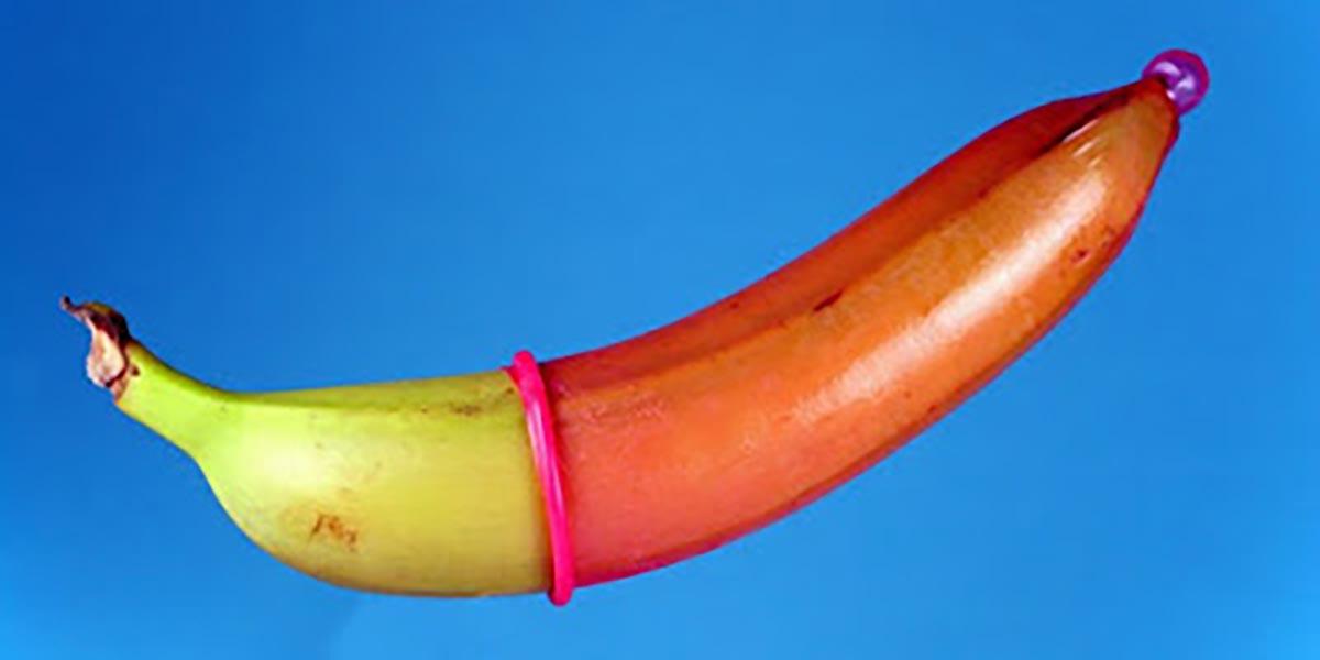 Banana and Condom