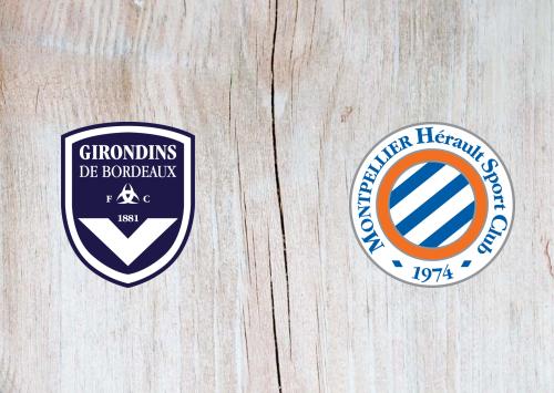 Bordeaux vs Montpellier -Highlights 17 August 2019