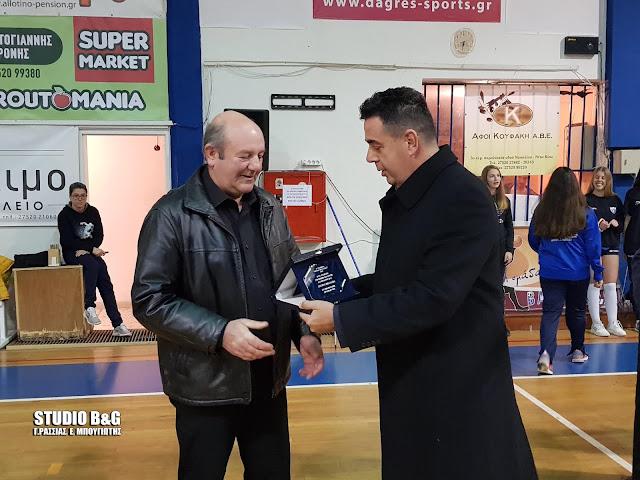 """Με επιτυχία το 3ο τουρνουά """"Σπύρος Μπαλάσκας"""" της Γυμναστικής Ένωσης Ναυπλίου (βίντεο)"""