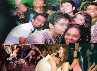 A Nightclub Story in sri lanka