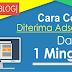 Cara Cepat Blog Diterima Adsense Dalam 1 Minggu