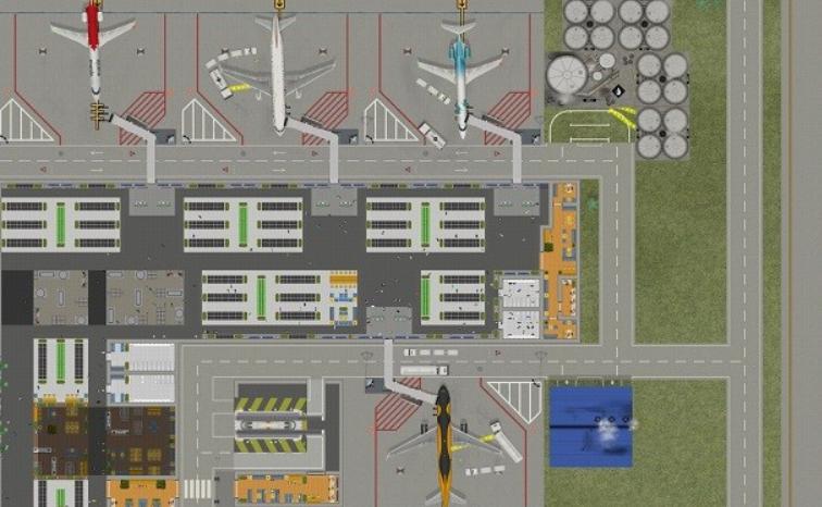Airport CEO oyunu