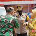Kapolres bersama Walikota Banjar Menerima Kunjungan Danrem 062 Tarumanegara untuk Cek Kesiapan Personel dan Pos Pam Cijolang