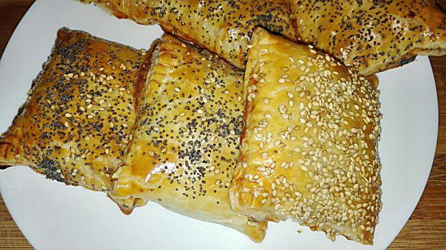 Empanadillas de hojaldre de bonito 2