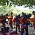 Militares do CBMBA participam de instrução de mergulho no balneário da Prainha, em Barreiras