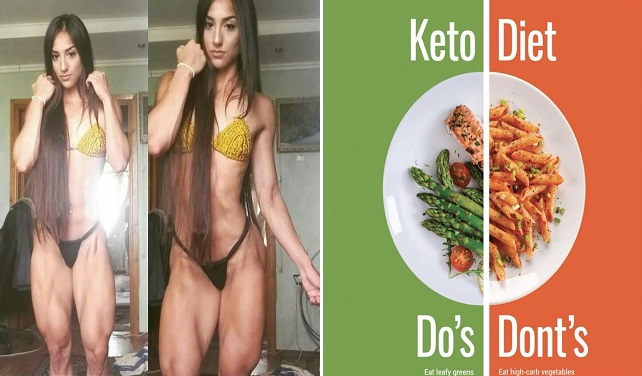 A Keto Diet Meal Plan To Transform Your Body