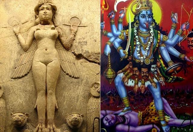 Deusas Mitologia