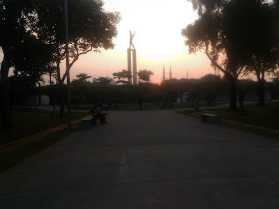 lapangan banteng jakarta Indonesia