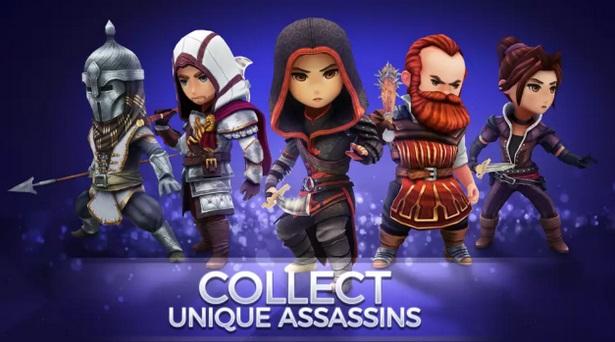 Screenshot Assassin's Creed Rebellion Mod Apk