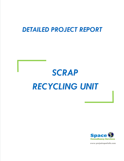 Project Report on Scrap Recycling Unit