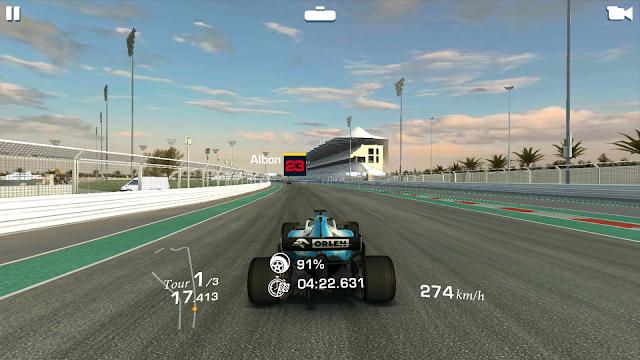 تحميل real racing 3 مهكرة اخر اصدار من ميديا فاير
