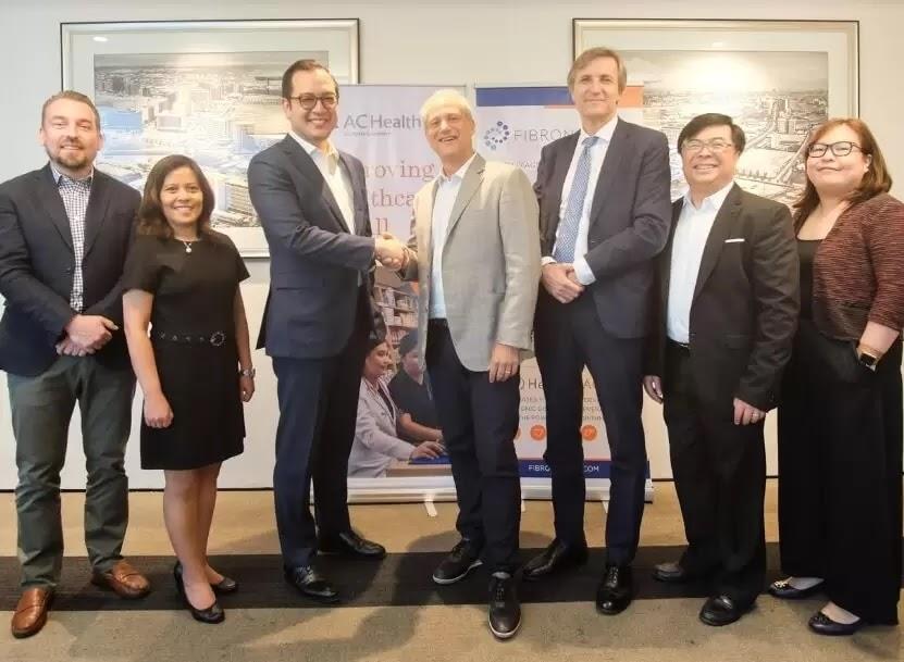 Ayala-led Health Firm Inks Partnership with Fibronostics