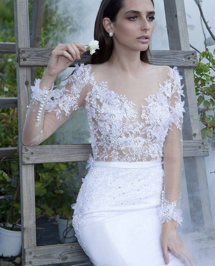 Latest Bridal Gowns Trend For Winter 2016-2017