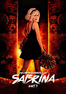Chilling Adventures Of Sabrina Part 3 (TV Series) S03 DVD HD Dual Latino + Sub 2DVD