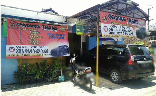 Travel Kediri Semarang