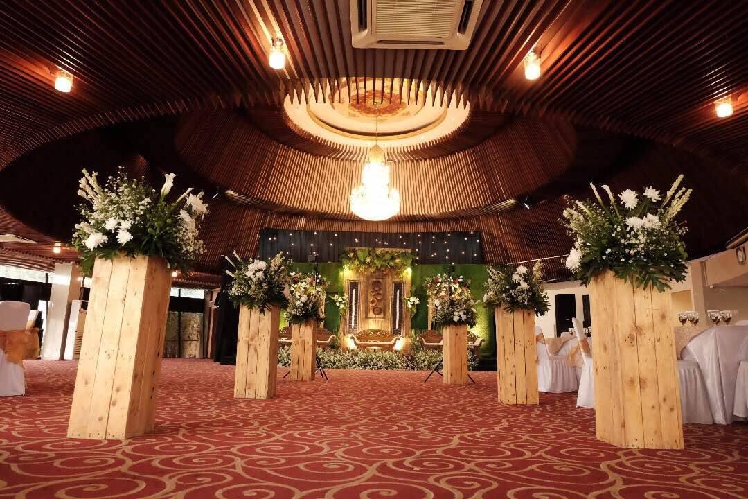 Review Wedding Venue Semi Outdoor Di Jakarta