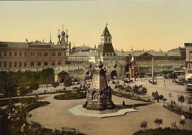 старая Москва фото