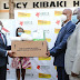 Kenya Covid-19 fund board and equity group delivers locally manufactured PPEs to public hospitals