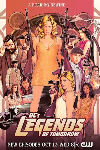 Legends of Tomorrow Temporada 7 (HDTV 720p Ingles Subtitulada)