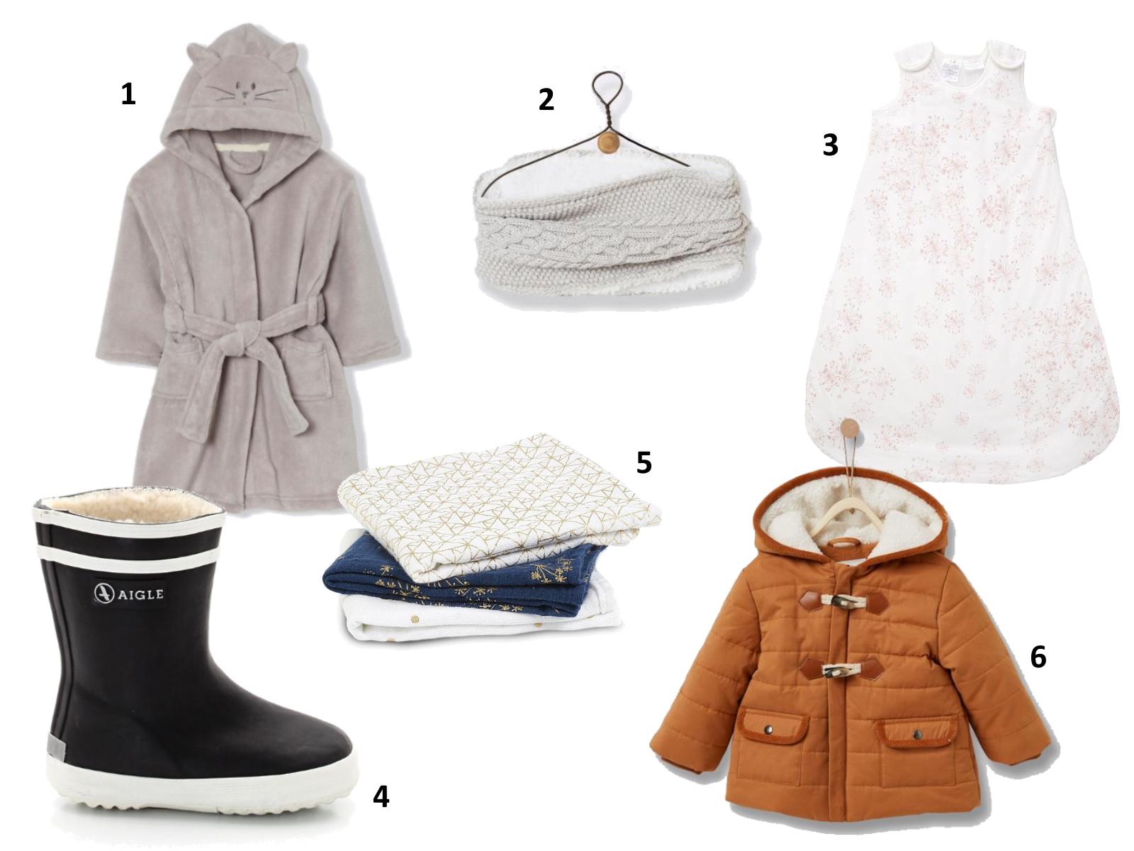 idées cadeaux sélection enfant bébé noel 6 à 12 mois jouets éveil petit prix vêtements cyrillus