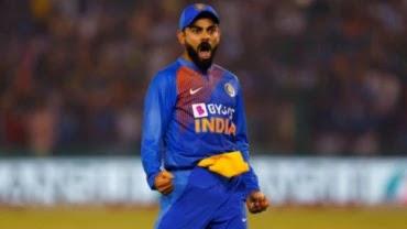 The Captain of Indian cricket Team Virat Kohli is International Cricketer
