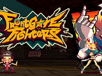 Download Frontgate Fighters MOD APK Terbaru