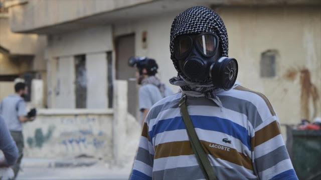 Tras amenaza de EEUU, terroristas planean ataque químico en Siria