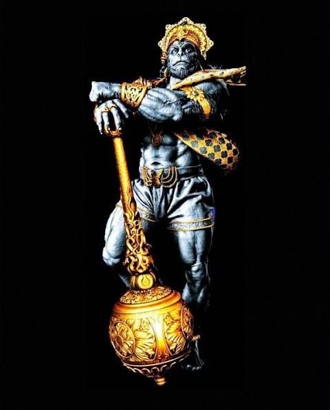 Ram hanuman राम हनुमान