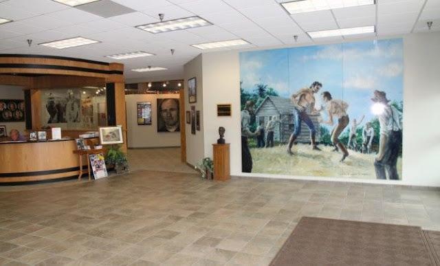 National Wrestling Hall Of Fame & Museum