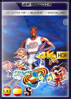 Space Jam: El Juego del Siglo (1996) REMUX 4K UHD HDR LATINO/ESPAÑOL/INGLES
