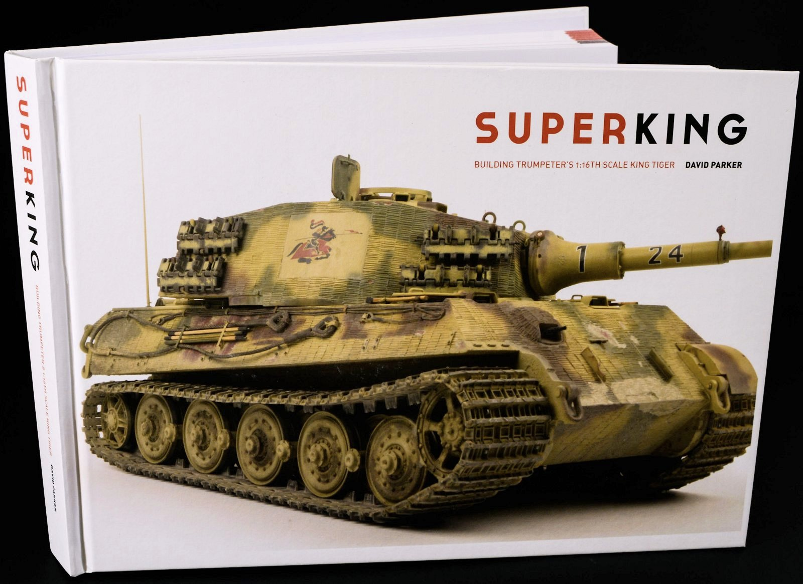 The Modelling News Superking Building Trumpeter S 1 16th Scale