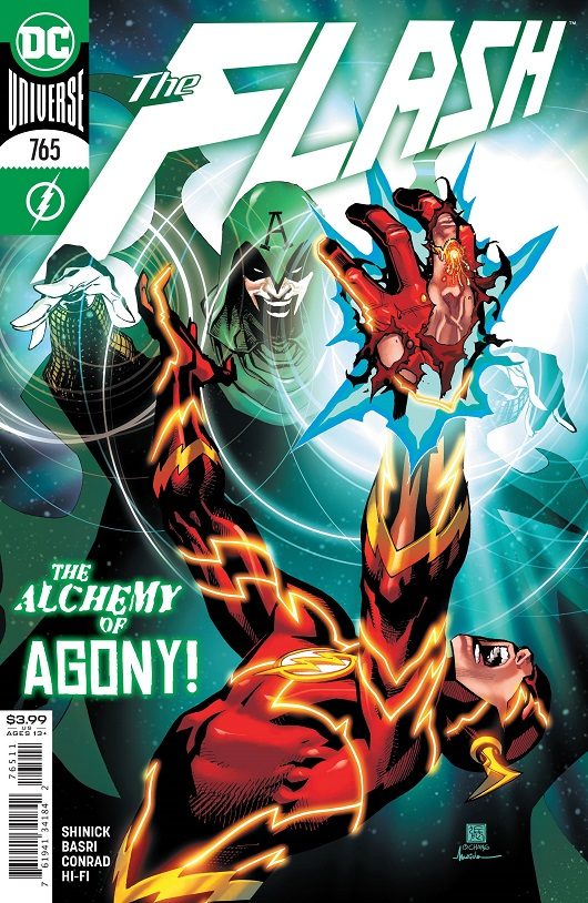 Cover of Flash #765