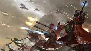 Warhammer 40000: Mechanicus PS4 Wallpaper