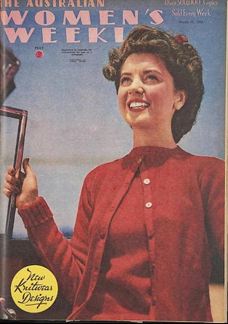 The Australian Women's Weekly, 21 March 1942 worldwartwo.filminspector.com