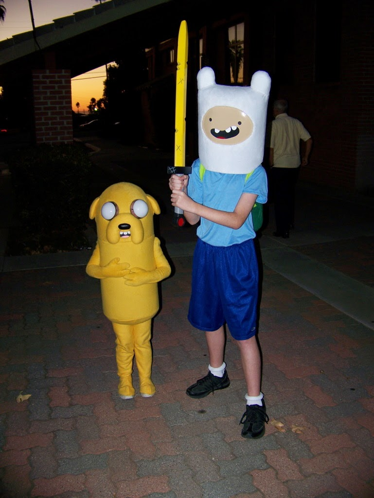 Adventure Time Human Finn Halloween Costume