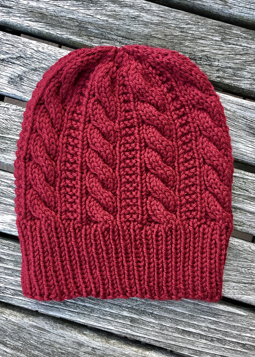 Gingerbread Hat - Free Pattern