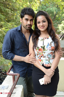 Actor Abhijeeth Poondla Actress Reshma Rathore Jeelakarra Bellam Movie Press Meet  0010.jpg
