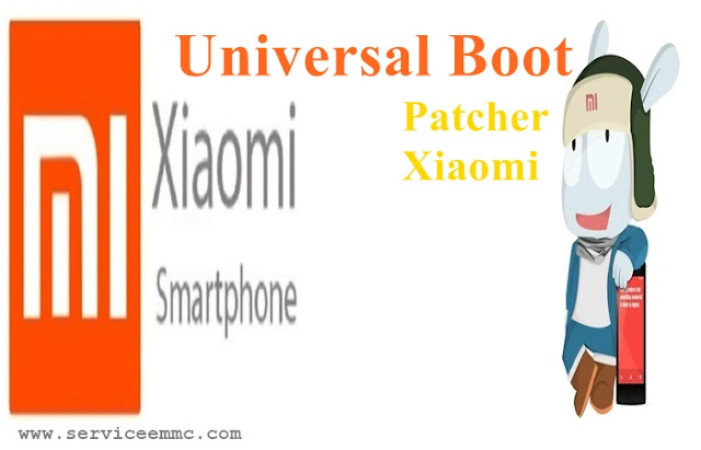 Universal Boot Patcher Xiaomi