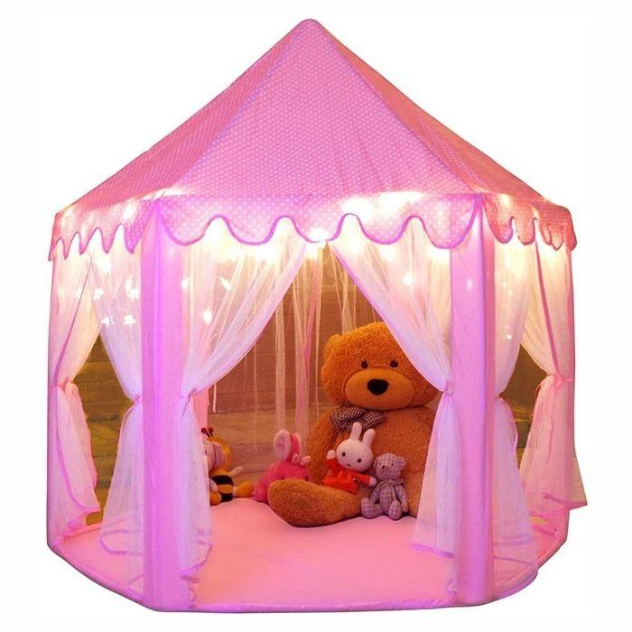 Monobeach Princess Tent Girls Large USA 2021