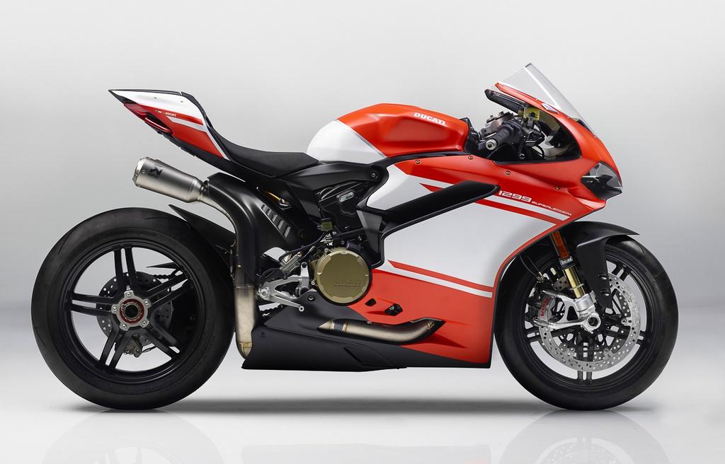 Ducati 1299 Superleggera bị triệu hồi vì bố phanh Brembo mòn quá nhanh