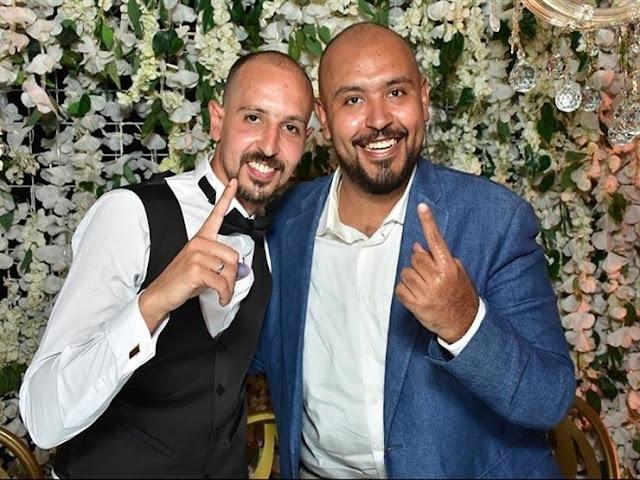 أول تعليق من الفنان مصطفى بسيط على زواج شقيقه