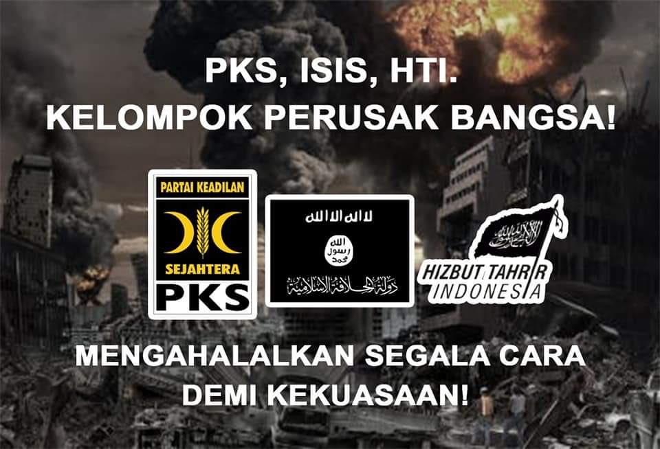 Tak Tanda Tangan RUU HIP, PKS Disebut Yusuf Dumdum Perusak Bangsa