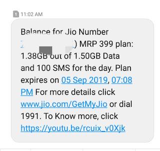 How To Check Jio Balance In Hindi | JIO का बैलेंस कैसे चेक करे -
