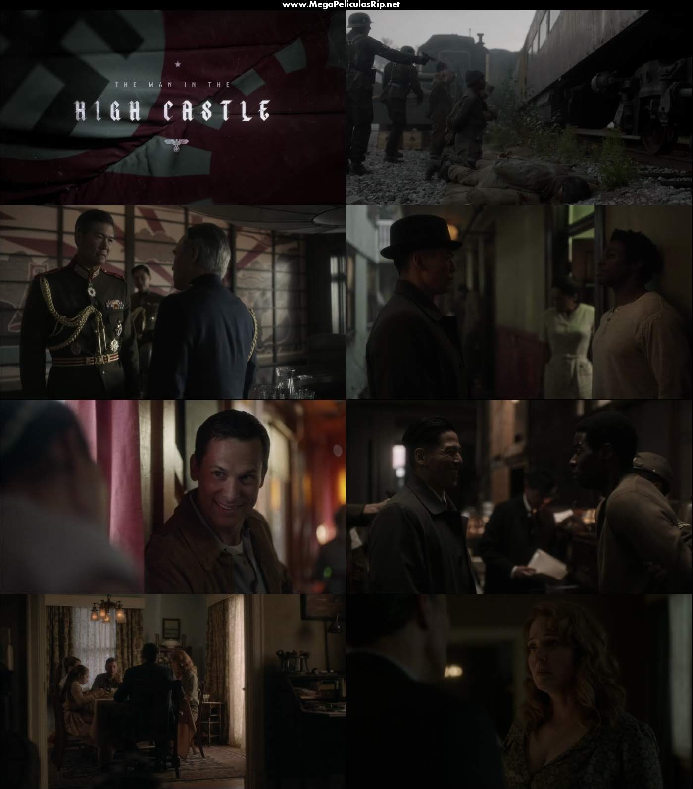 The Man In The High Castle Temporada 4 720p Latino
