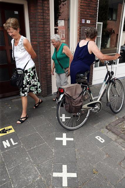 بلدتان متداخلتان بين هولندا وبلجيكا.. ماذا فعل بهما كورونا؟