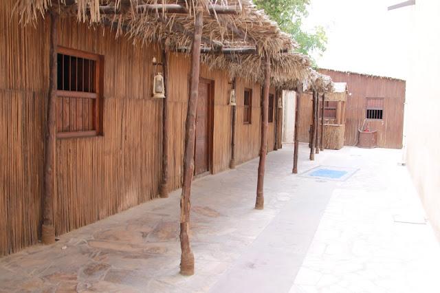 perinnekylä Bastakiya Madinat / Dubain nähtävyydet lasten kanssa